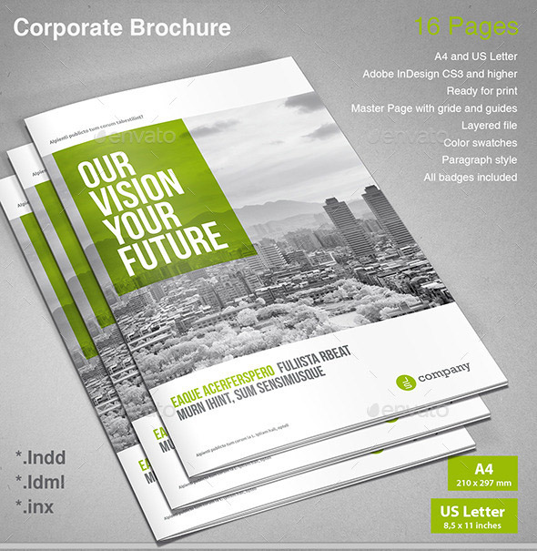 brochures archives